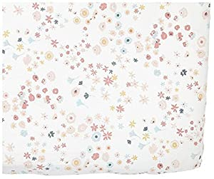 Pehr Designs Meadow Crib Sheet, Pink by Pehr Designs