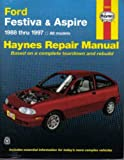 H36030 Haynes Ford Festiva Aspire 1988-1997 Auto Repair Manual