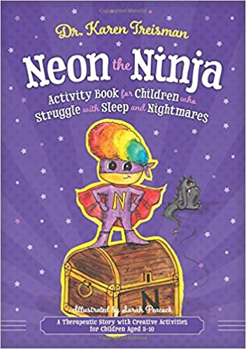 Neon the Ninja Activity Book for Children who Struggle with ...