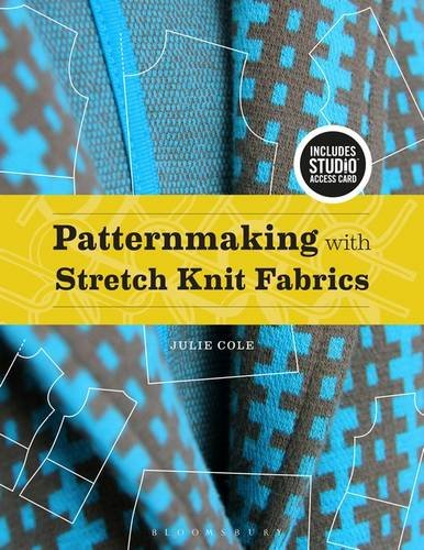 Patternmaking with Stretch Knit Fabrics: Bundle Book + Studio Access Card by imusti