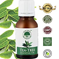 Old Tree Tea Essential Oil for Skin, Hair and Acne Care, 15ml