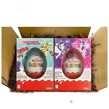 Kinder easter gift set transformers and my little pony surprise kinder easter gift set transformers and my little pony surprise eggs negle Image collections