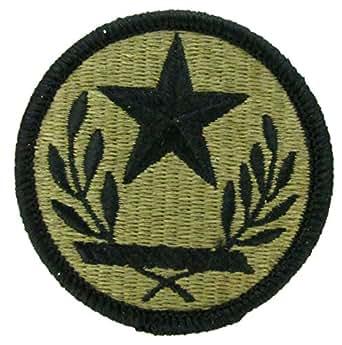amazoncom texas army national guard ocp patch scorpion