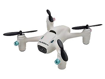 Hubsan X4 CAM Plus dron con cámara Negro, Blanco 4 rotores: Amazon ...