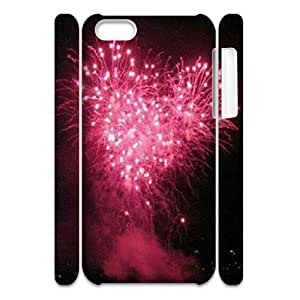 Fireworks 3D-Printed ZLB594667 Personalized 3D Phone Case for Iphone 5C