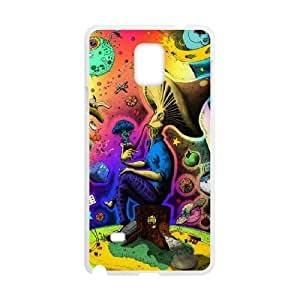Trippy DIY Case Cover for Samsung Galaxy Note 4 LMc-43007 at LaiMc