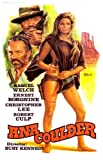 Hannie Caulder Poster (11 x 17 Inches - 28cm x 44cm) (1972) Spanish Style A reproduction poster print CAST: Raquel Welch, Robert Culp, Ernest Borgnine, Strother Martin, Jack Elam, Christopher Lee, Diana Dors, Stephen Boyd; DIRECTED BY: Burt K...