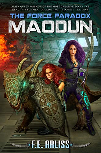The Force Paradox: Maodun (Alien Alliance Book 6)