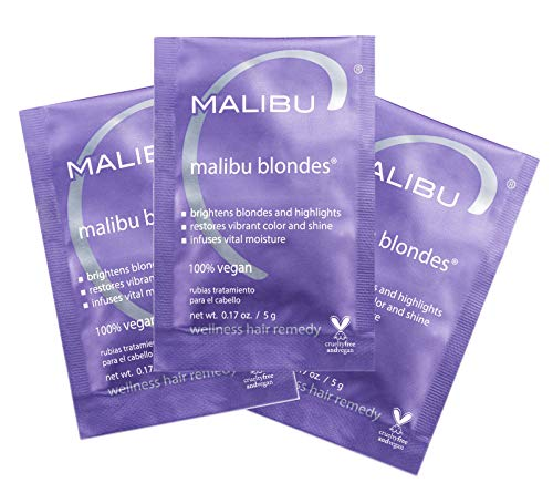 Malibu C Blondes Wellness Hair Remedy