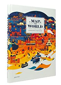 A Map of the World: The World According to Illustrators and Storytellers par Antonis Antoniou