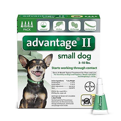 Bayer Advantage Flea Treatment Small product image