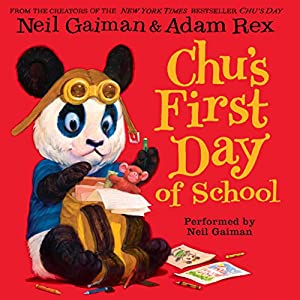 Chu's First Day of School Audiobook
