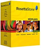 Rosetta Stone Version 3: Dutch Level 1, 2 and 3 Set with Audio Companion (Mac/PC CD)
