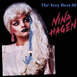 "Afficher ""The very best of Nina Hagen"""