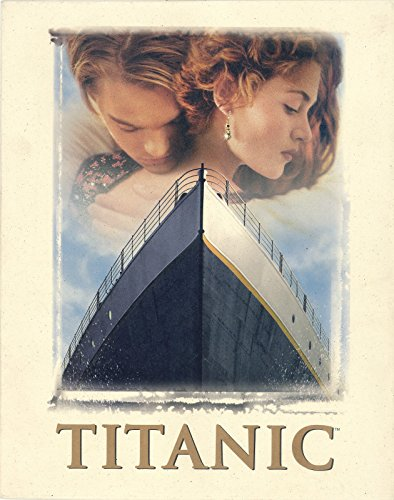 TITANIC THE MOVIE 1998 20TH CENTURY FOX SET OF 4 PHOTO PRINTS IN SEALED ENVELOPE