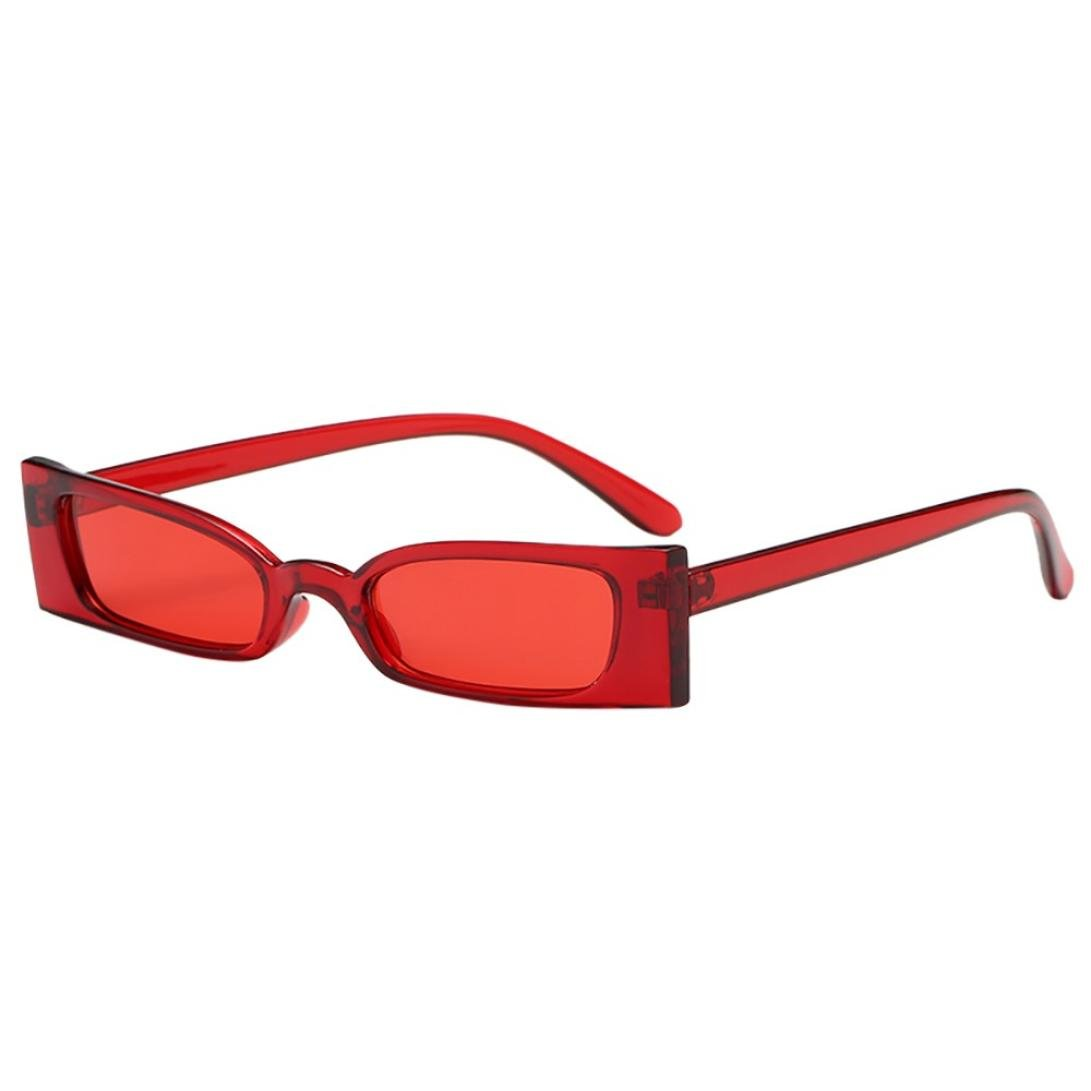 Women Man Fashion Sunglasses Vintage Small Frame Eyewear Retro Unisex Hot Sale SWPS