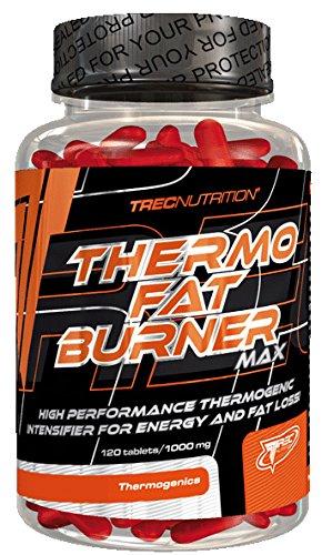 Thermo Fat Burner Max Burning 120 Tablets