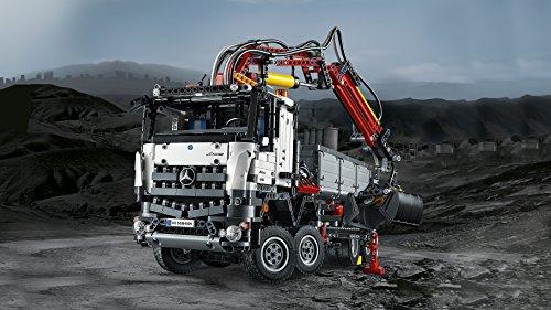 LEGO Technic 42043 - Mercedes-Benz Arocs 3245 4 spesavip