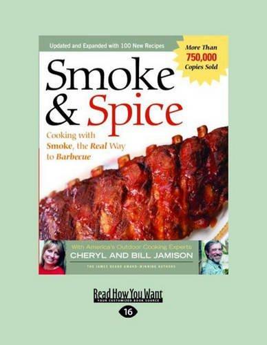 By Bill Jamison and Cheryl Bill Smoke & Spice (Large Print 16pt) (Large Print 16 pt) [Paperback] PDF