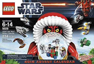 Lego 2012 Star Wars Advent Calendar 9509 from LEGO