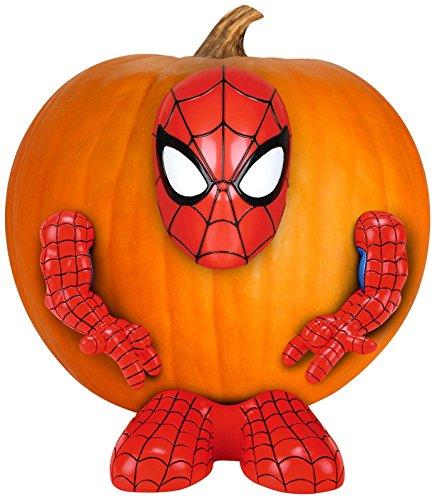 Marvel Pumpkin Push-Ins, The Ultimate Spider-man -