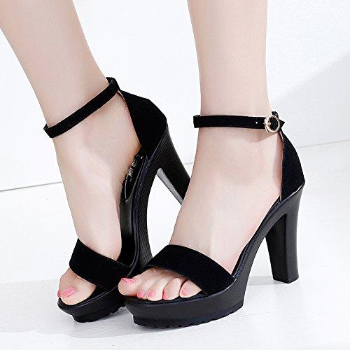 e tacchi delle con alti elegante alto punta YMFIE tacco donne C dei sandali I estive tUP5qWw5