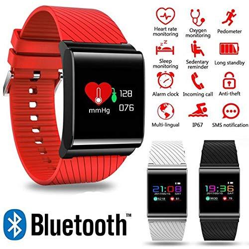 Amazon.com: FAIYIWO X9 PRO Smartband Heart Rate/Blood ...