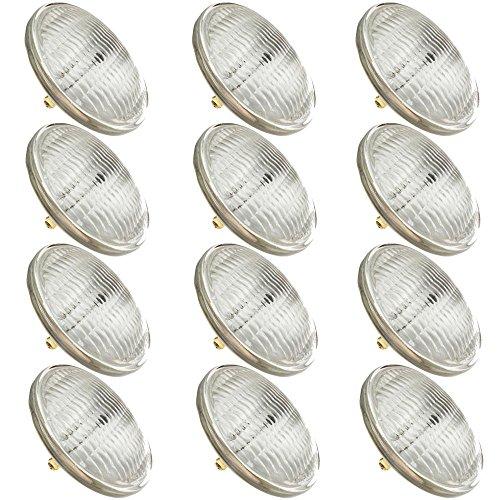 Industrial Performance 35PAR36/H/FL30 12V, 35 Watt, PAR36, 2 Screw Terminals Base Light Bulb (12 Bulbs) by Industrial Performance (Image #2)