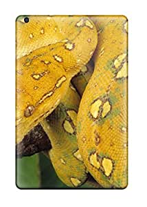 Ultra Slim Fit Hard ZippyDoritEduard Case Cover Specially Made For Ipad Mini/mini 2- Hd Snakess And Photos