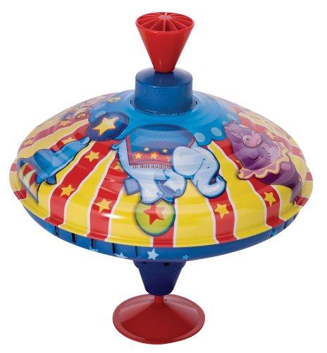 Schylling Silly Circus Tin Top
