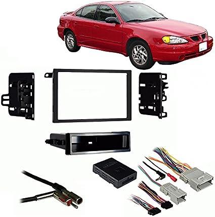 2004 pontiac grand am radio wiring amazon com compatible with pontiac grand am 2001 2002 2003 2004  pontiac grand am 2001 2002 2003 2004