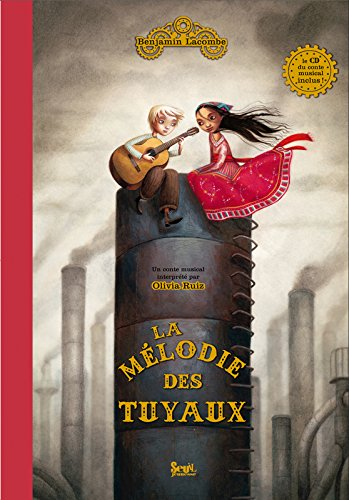 La mélodie des tuyaux (1CD audio) (French Edition)