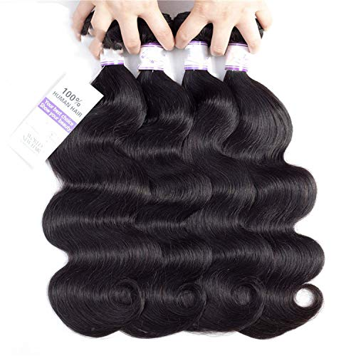 Brazilian Body Wave Hair Bundles 100% Human Hair