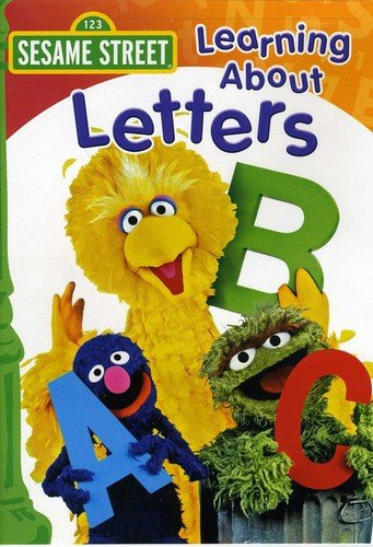 - Sesame Street - Learning About Letters