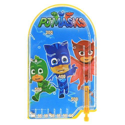 - PJ Masks Handheld Pinball Game Travel Toy Stocking Stuffer
