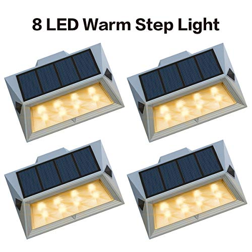 Exterior Brick Step Lights in US - 9