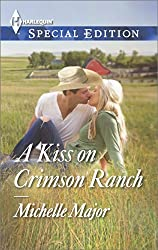 A Kiss on Crimson Ranch: A Single Dad Romance (Crimson, Colorado Book 1)