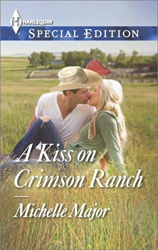 Crimson Kisses (A Kiss on Crimson Ranch: A Single Dad Romance (Crimson, Colorado Book 1))