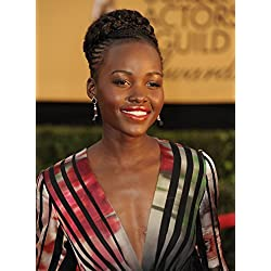 Posterazzi Lupita Nyong'O At Arrivals For 21St Annual Screen Actors Guild Awards (Sag) Poster Print (16 x 20)