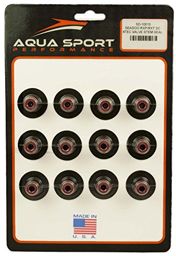 Valve Seal Stem Set for all Sea-Doo RXP/RXT/GTX