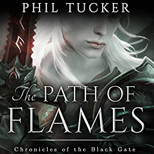 The Path of Flames Audiobook