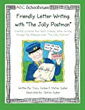 img - for Friendly Letter Writing with