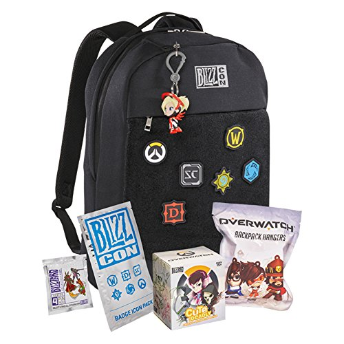 Blizzcon Goody Bag Backpack | Limited Edition Exclusive (World Of Warcraft Epic Gear)