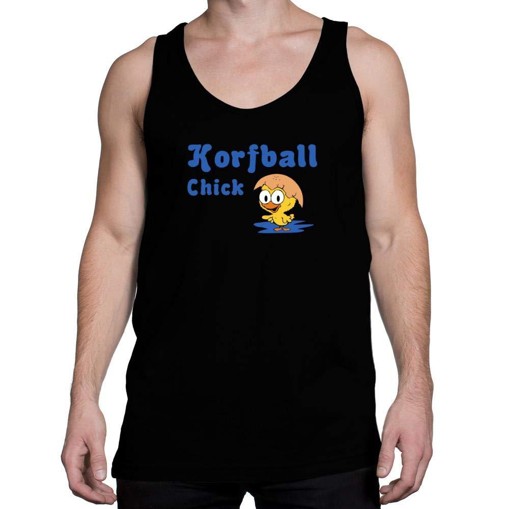Idakoos Korfball Chick Tank Top