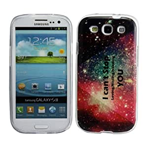 Harryshell Fashion Design Soft IMD TPU Cover Case for Samsung Galaxy S3 (Color -8)