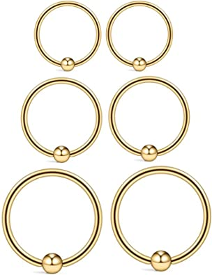 10 Gold 14K Plated Fancy Round Circles Ear Wires Earring Findings