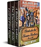 Mail Order Bride: Brides for the Bowen Brothers Boxed Set