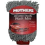 Mothers 968800 Gray Premium Chenille Wash Mitt