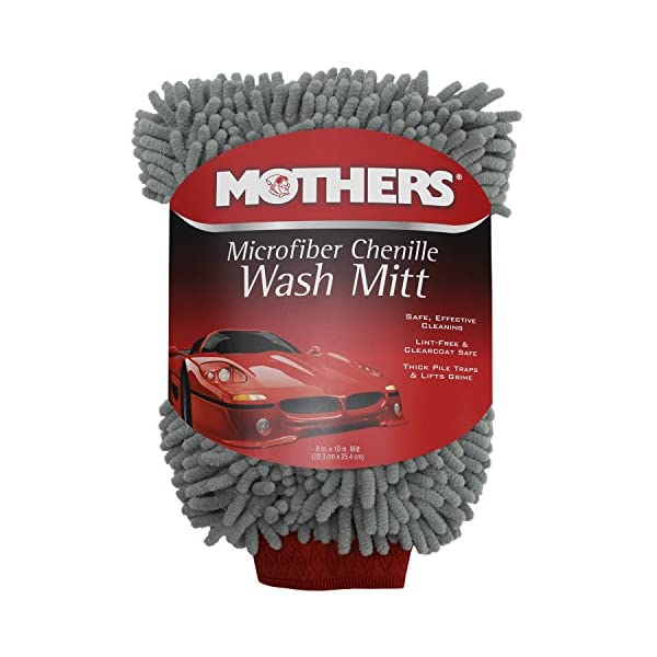 Mothers Genuine Wash Mitt