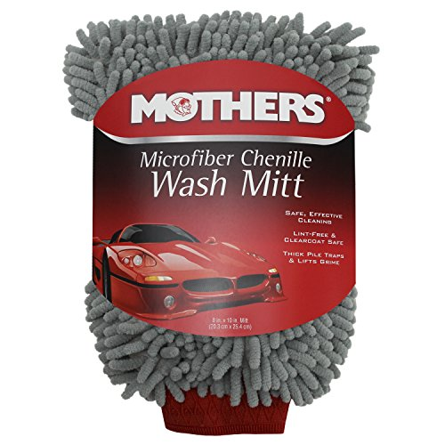 Mothers 968800 Gray Premium Chenille Wash ()